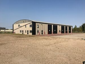 Commerical Buildings & Yard For Rent in Drayton Valley, Alberta