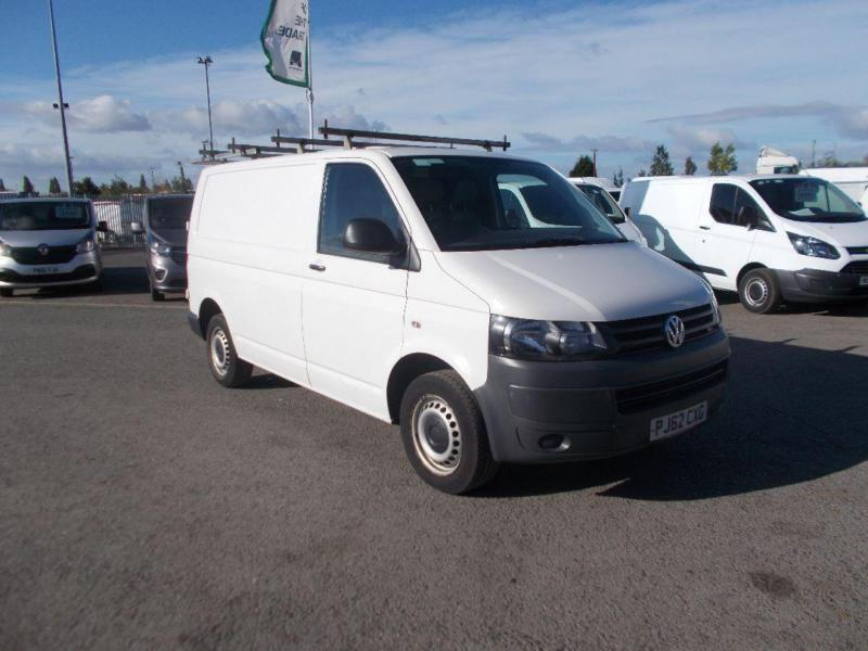 Volkswagen Transporter 2.0 Tdi 84Ps Van DIESEL MANUAL WHITE (2012)