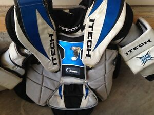 Adult goalie chest protector