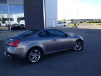 2009 Infiniti G37x Coupe Low KMs