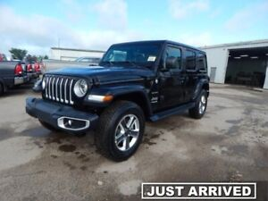 2019 Jeep Wrangler Unlimited Sahara  - Leather Seats - $155.36 /