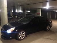 2004 Nissan Maxima Fully Loaded Low Km
