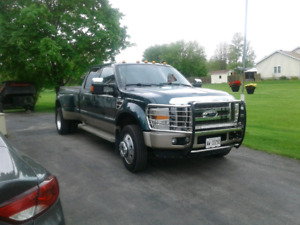 2008 f450 king ranch diesel dually
