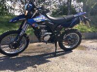 Yamaha wr 125 2010 full 12 months mot