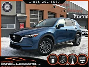 Mazda CX-5 GT AWD, CUIR, TOIT, GPS, ANGLES MORT, CLEAN TITLE! 20