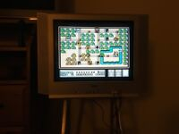 Toshiba 21V33B2 CRT TV Television Old Style Big Back