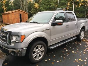 2012 Ford F-150 Lariat Pickup Truck Low Kms