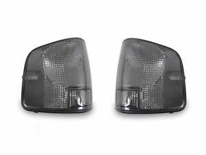 DEPO Rear Smoke Tail Lights For 1994-2004 GMC Sonoma / Chevy S10 / Isuzu Hombre