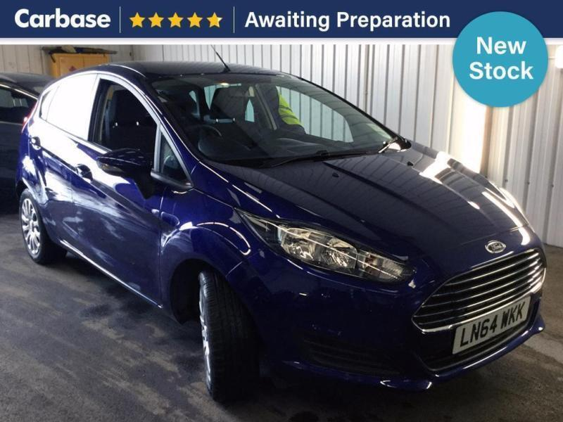 2014 FORD FIESTA 1.25 Style 5dr
