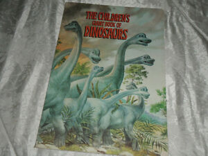 Children's Giant Book of Dinosaurs, Board Book