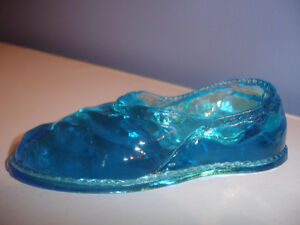 FOR SALE Vintage glass shoes, collectible shoes Kitchener / Waterloo Kitchener Area image 7