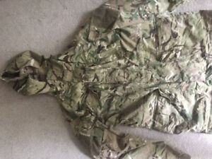 British army camouflage hunting/multi cam smock/jacket windproof