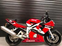 Yamaha YZF- R6 *1 Owner - Only 8200 Dry Miles-F.S.H- Mint Condition*