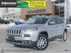 2018 Jeep Cherokee Limited  - Navigation -  Uconnect - $111.95 /