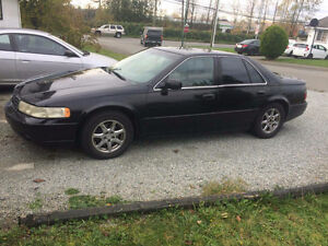 Cadillac STS sale/trade for Truck
