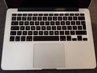 MacBook Pro (Retina , 13 inch , early 2015)