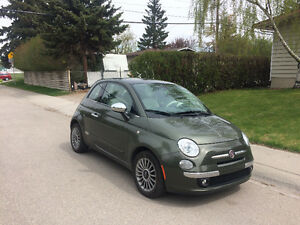 Well Maintained 2013 Fiat 500 Hatchback