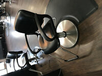 salon hair cutting chairs