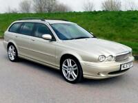 2007 JAGUAR X-TYPE 2.2D S ESTATE | 120000 MILES | 1 PRIVATE OWNER FROM NEW