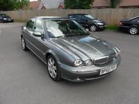 Jaguar X-TYPE 2.2D 2006 SE