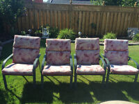 Patio Chairs for Sale!
