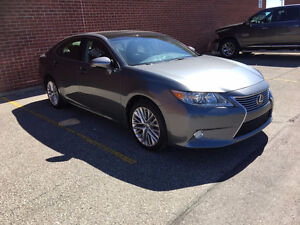 2013 LexusES350 Sedan With Panoramic Roof Rebuilt Title For Sale
