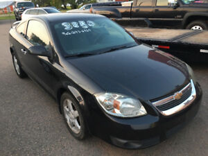 2010 CHEVY COBALT Z22 2DOOR 5SPD 2750$ @902-293-6969