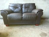 2 seater settee and 3 seater settee