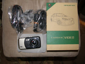 brand new in box Dash cam and Reverse cam for sale