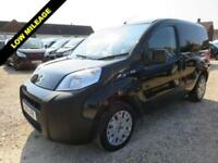 2016 16 CITROEN NEMO 1.2 590 ENTERPRISE HDI 25347 MILES FROM NEW DIESEL