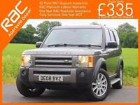 2008 Land Rover Discovery 3 - 2.7 TDV6 Turbo Diesel SE 6 Speed Auto 4x4 4WD 7 Se
