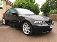 2004 BMW 3 Series 2.0 318ti Sport Compact 3dr