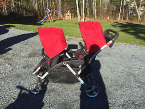 Options LT by Contour double stroller