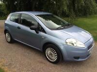 2007 07 Fiat Grande Punto 1.2 Active 3dr