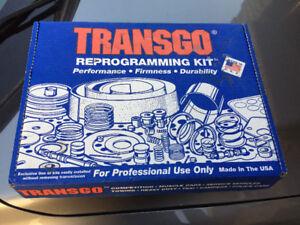 TransGo stage 1&2 350c shift kit new 81 camaro