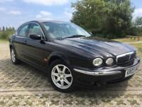 Jaguar X-TYPE 2.0 V6 auto SE, Petrol, Automatic.