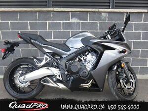 2014 Honda CBR650F 34,69$/SEMAINE
