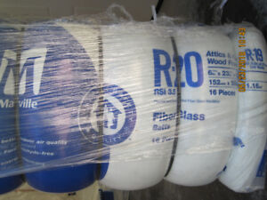 R-20 insulation for 2x6 walls