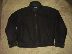 Versace Black Jacket Mens made in italy