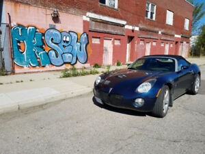 2006 Pontiac Solstice 2 seater Convertible priced to sell