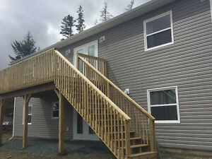 3 Bedroom Apartment + Den in Musquodoboit Harbour