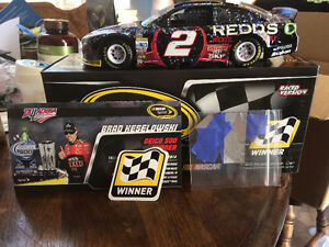 JUST IN,  NASCAR DIECAST, JOHNSON, LOGANO, ELLIOTT LARSON,  KESL