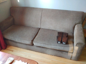 Couch for sale good condition!