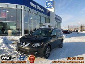 2015 Nissan Rogue SL   -ROGUE SL-LOW MILEAGE-LEATHER-AWD-LOW PAY