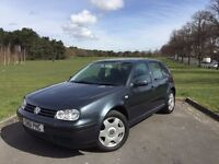 2001/51 VW VOLKSWAGEN GOLF S 1.4, MANUAL***FULL SERVICE HISTORY***NEW MOT***RECENT CAMBELT CHANGE