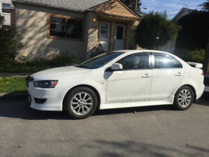 LOW KM's 2011 Mitsubishi Lancer GT Sedan
