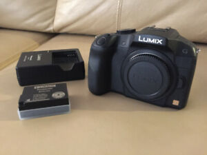 Panasonic Lumix G6 Mirrorless Camera