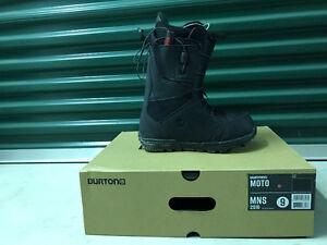 Burton Moto Snowboard Boots men's size 9