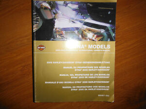 2005 Harley-Davidson DYNA Owners Manual FXD-FXDC-FXDX-FXDL-FXDWG
