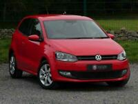 2014 Volkswagen Polo 1.4 Match Edition 3dr, Manual Hatchback Petrol Manual
